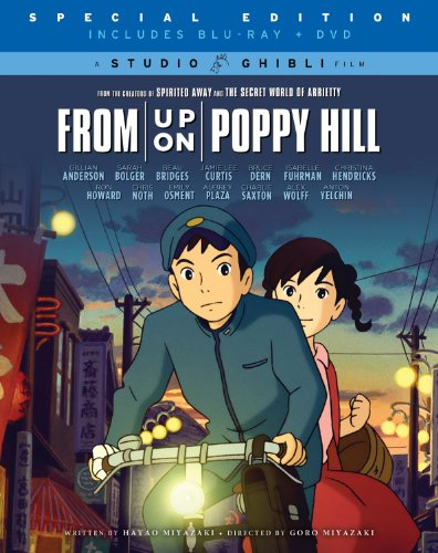 From Up on Poppy Hill (Blu-ray / DVD Combo Pack) - Chizuru Takahashi
