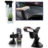 Combo - Auto Pearl - 200ml Car Polish Spray, Car Moblie Stand