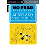 img - for Much Ado About Nothing (Sparknotes No Fear Shakespeare) (Paperback) - Common book / textbook / text book
