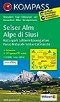 Seiser Alm /Alpe di Siusi: Wanderkart...