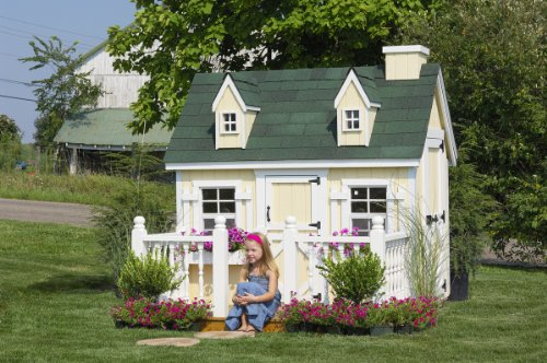 Little Cottage Playhouse front-1069773