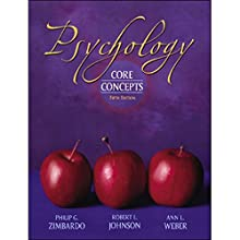 VangoNotes for Psychology: Core Concepts, 5/e Audiobook by Philip Zimbardo, Robert Johnson, Anne Weber Narrated by Mark Greene, Amy LeBlanc