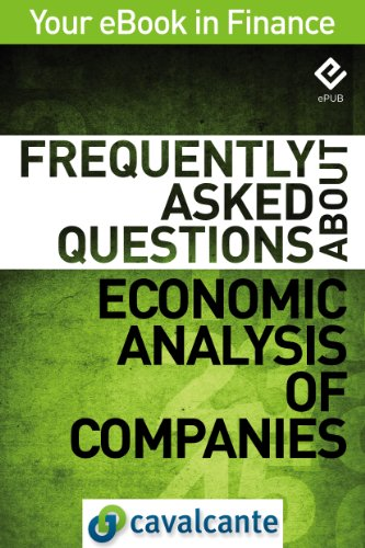 Cavalcante - Frequently Asked Questions About Economic Analysis of Companies