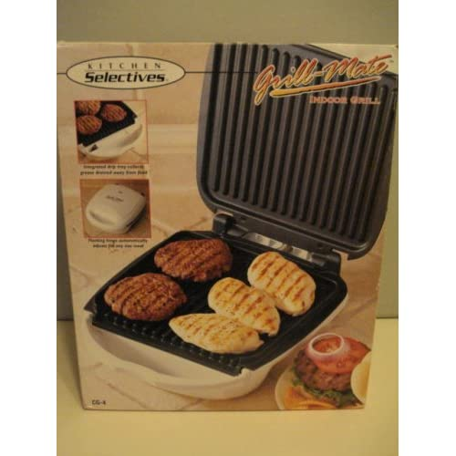 Kitchen Selectives Grill Mate Indoor Grill Contact Grills Kitchen Dining