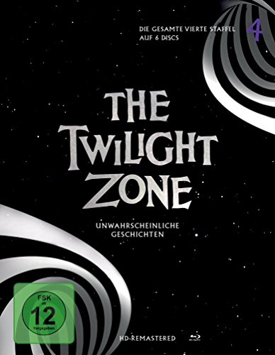 The Twilight Zone - Staffel 4 (OmU) [Blu-ray]