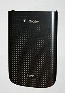 HTC myTouch 4G Black Back Cover Battery Door