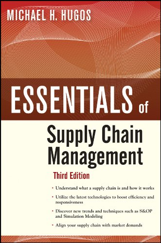 Essentials of Supply Chain Management, Third Edition
