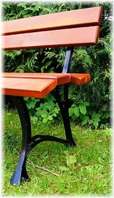 Parkbank Gartenbank Sitzbank Gartenmöbel Holzbank Bank Garten Möbel von KOMA-MOBEL auf Gartenmöbel von Du und Dein Garten