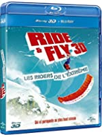 Ride & Fly [Blu-ray 3D]
