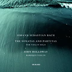 J.S. Bach: Partita for Violin Solo No.1 in B minor, BWV 1002 - Corrente