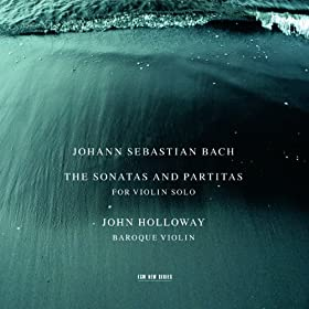 J.S. Bach: Partita for Violin Solo No.2 in D minor, BWV 1004 - 2. Corrente