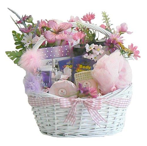 Just For Girls Gift Basket