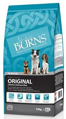 Burns Chicken & Brown Rice