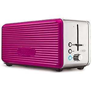 Bella Linea Collection 4-Slice Long Slot Toaster