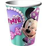 Disney Minnie Mouse Bow-tique Dream Party 9 0z Cups