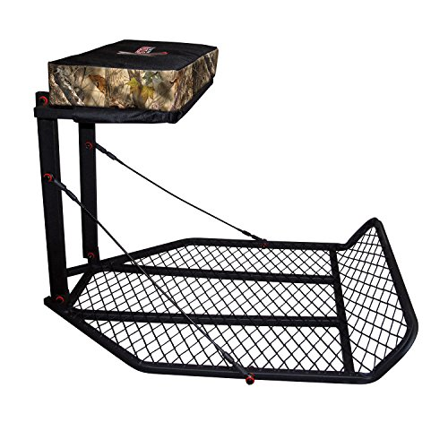 X-Stand The Champ Hang-On Tree Stand, Black
