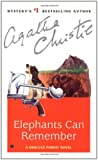 Elephants Can Remember (Hercule Poirot) (0425067823) by Agatha Christie
