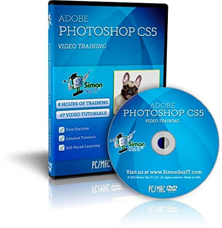 Learn Adobe Photoshop CS5 Software Training Tutorials
