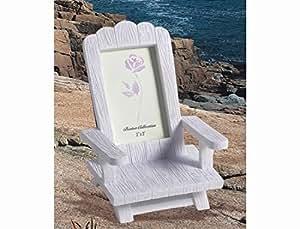 Cool ADIRONDACK Chair PHOTO FRAME Beach