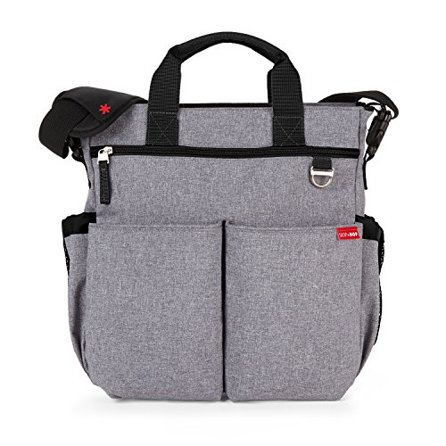 Duo Signature Changing Bag Heather Grey 200301 By Skip Hop