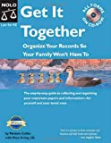 Get It Together: Organize Your Records So Your Family Won't Have To with CDROM