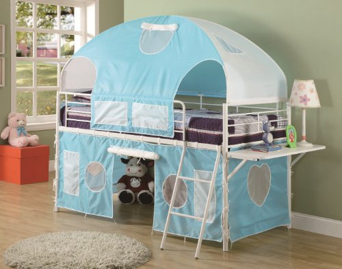 Boys Tent Bed front-45324