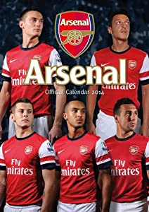 Arsenal Calendar 2014