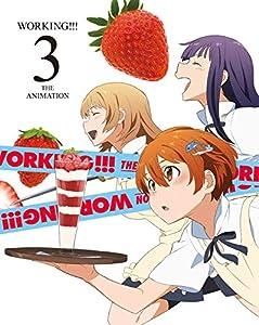 【Amazon.co.jp限定】WORKING!!! 3 (全巻購入特典:「足立慎吾描き下ろし全巻収納BOX」「描き下ろしB2タペストリー(ことり&まひる)」引換シリアルコード付)(完全生産限定版) [Blu-ray]