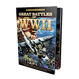 Great Battles of WWII (Videobook)