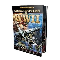 Great Battles of WWII (Videobook)