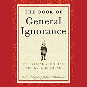 The Book of General Ignorance Audiobook