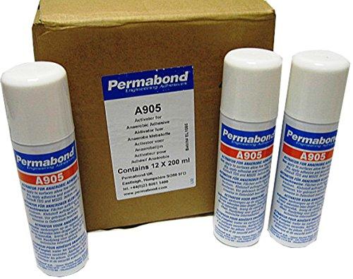 permabond-a905-anaerobico-attivatore-200-ml-confezione-da-12