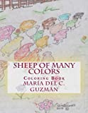 Sheep of Many Colors: Coloring Book: Volume 1