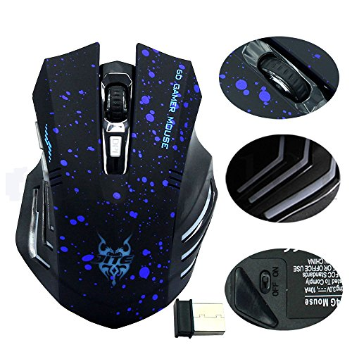 Balee Usb Wireless Mouse And Optical Mice 2.4G Receiver/Super Slim Mouse Cordless Scroll Computer Pc Mice Optical Mouse