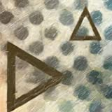 ABSTRACT TRIAD II By Greene, Taylor Art Print On Canvas 12x12 Inches
