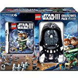 Lego Star Wars III: The Clone Wars (DS) Game With Darth Vader Plush