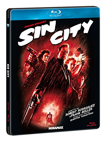 Sin City (Rated + Unrated Version) (Metal Box) (Ltd Ed) [Italian Edition]