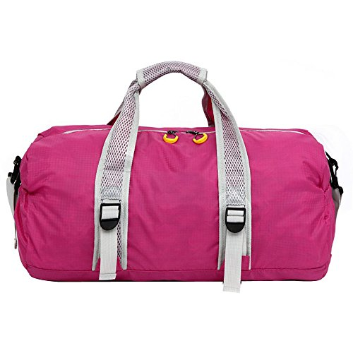 lmeno-foldable-duffel-bag-waterproof-sporty-backpack-handbag-luggage-nylon-fitness-yoga-packaway-gea