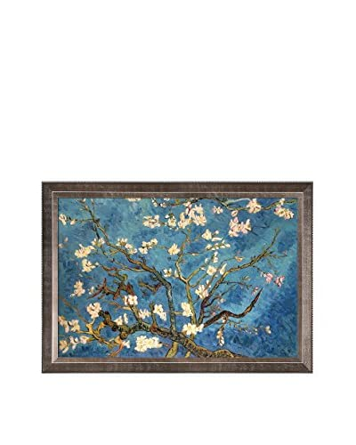 Vincent Van Gogh Branches Of An Almond Tree In Blossom Hand-Painted Reproduction
