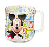 Mickey Mouse - Taza con asa cristal (Arditex WD7405)
