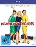 Manche m�gen's hei� [Blu-ray]