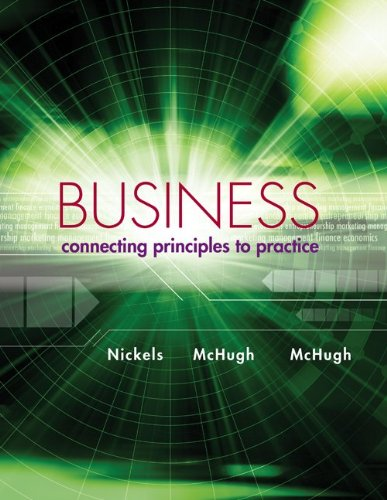 Business: Connecting Principles to Practice with ConnectPlus