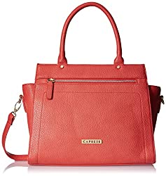 Caprese Era Women's Tote Bag (Coral)