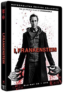 I, Frankenstein [Édition Collector Combo Blu-ray 3D + DVD] [Édition Collector Combo Blu-ray 3D + DVD]