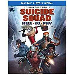 DCU: Suicide Squad: Hell To Pay [Blu-ray]