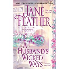 A Husband's Wicked Ways by Jane Feather