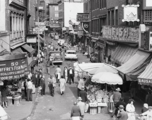 high-angle-view-of-a-group-of-people-in-a-street-market-salem-street-boston-massachusetts-usa-poster