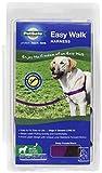 PetSafe Easy Walk Dog Harness, Large, Purple/Black