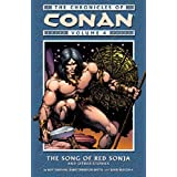 The Chronicles of Conan Vol. 4: The Song of Red Sonja and Other Stories ~ Roy Thomas
