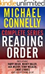 MICHAEL CONNELLY COMPLETE SERIES READ...